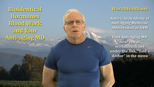 Bio-identical Hormones and Blood Testing (16:20) PART 4 of 10